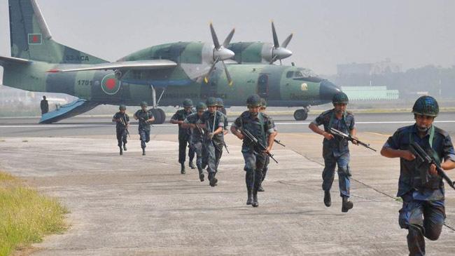 bangladesh air force 1