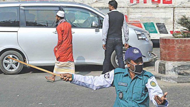 bangladesh traffic police 2019