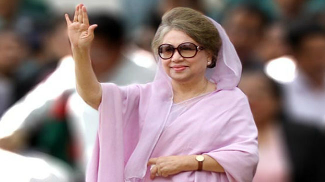 begum khaleda zia single pic 1