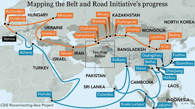 belt and road initiative bri