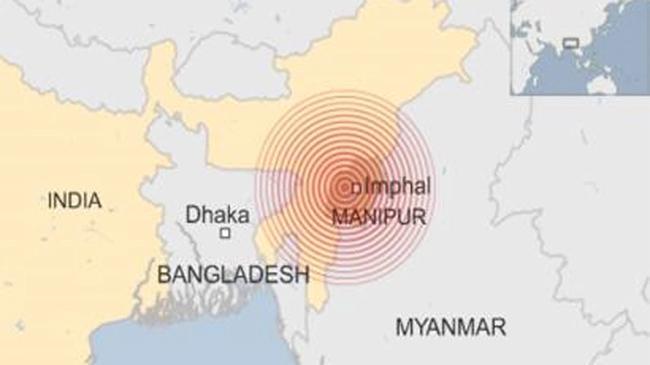 dhaka earthquake