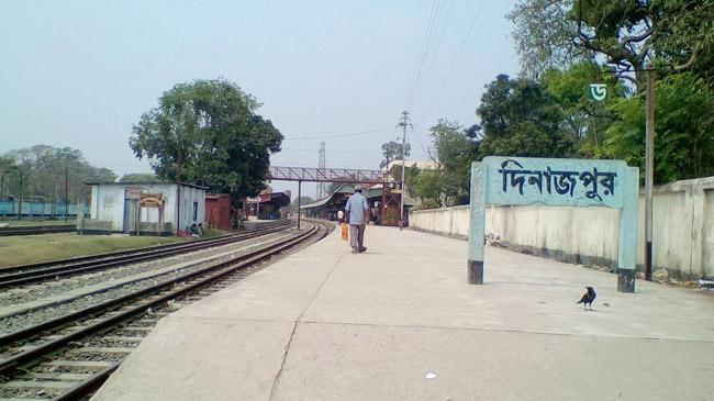 dinajpur railway station