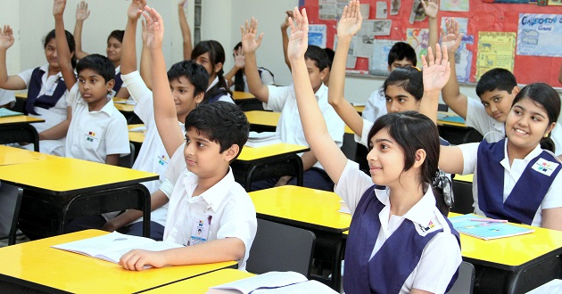 englsih medium school dhaka