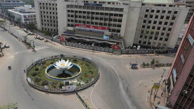 locdown dhaka bangladesh