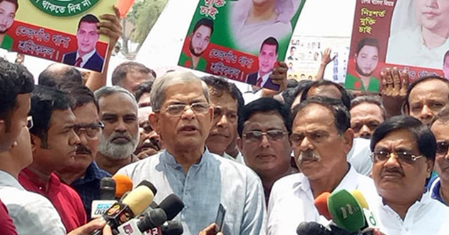 mirza fakhrul in oikyafront convy