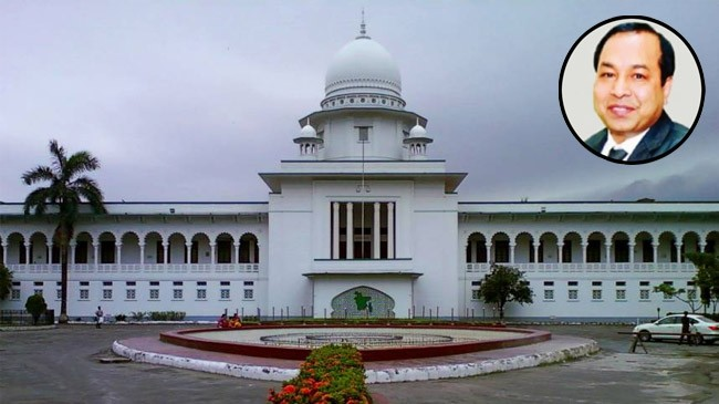 pk halder high court