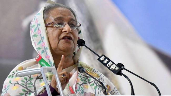 pm hasina councilor december 2019