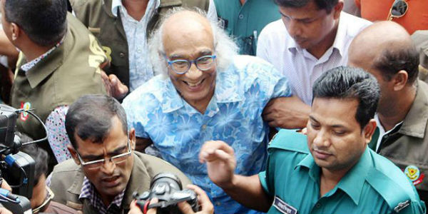 shafik rehman under more five days remand