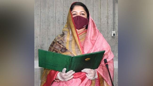 sirin sarmin chowdhury