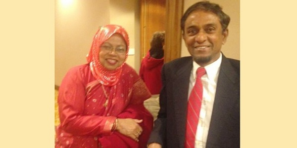 usa bangladeshi couple