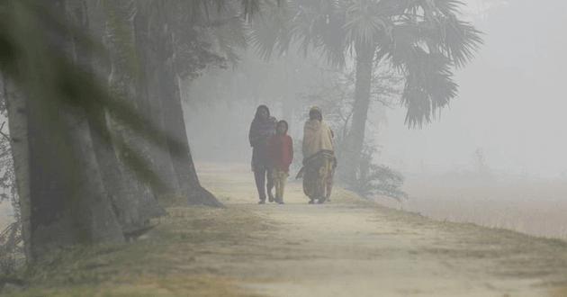 winter morning bangladesh