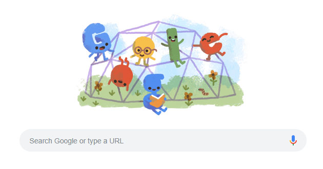 google doodle childrens day