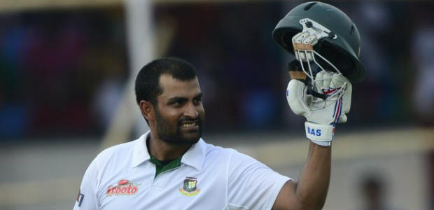 a new hieght of tamim