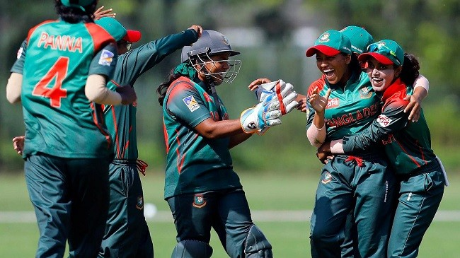 bangladesh women cricket team 2019