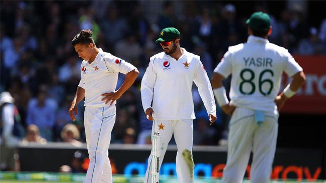muhammad musa was denied his maiden test wicket
