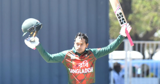 mushfiq after hitting ton against south africa as first bangladeshi