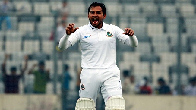 mushfiqur rahim celebrates his double century