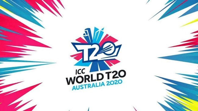 t 20 world cup logo 2020