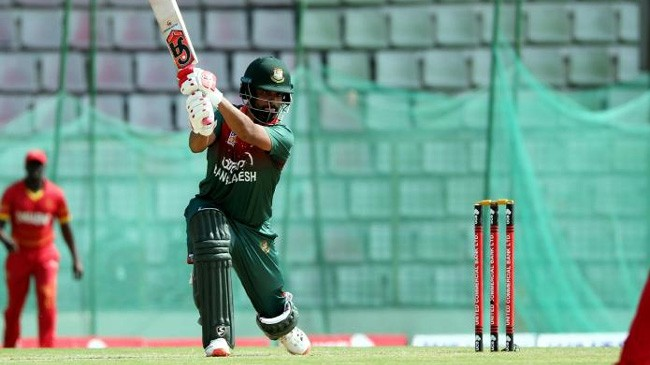 tamim iqbal shylet match