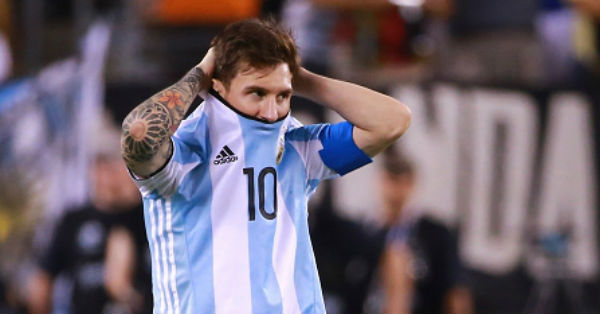 argentina might not play world cup 2018 without messi