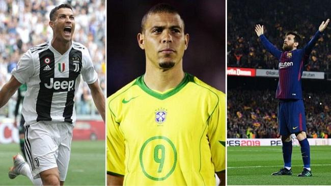 brazilian icons choose between messi and ronaldo