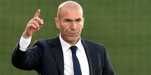zinedine zidane is the new coach of real madrid