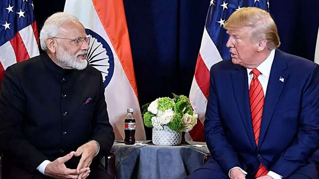 during india visit trump will talk avout caa nrc and kashmir issue