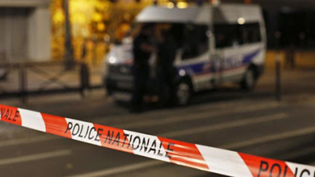 gunman opens fire in paris mosque