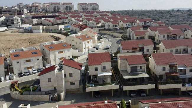 illegal settlement of israel palaestine