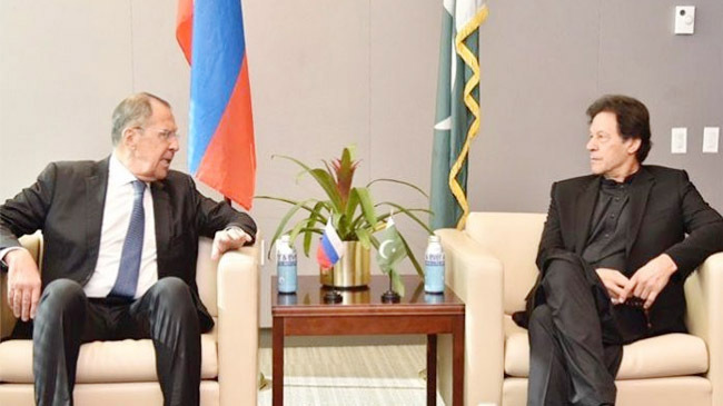 pakistan and russia relation