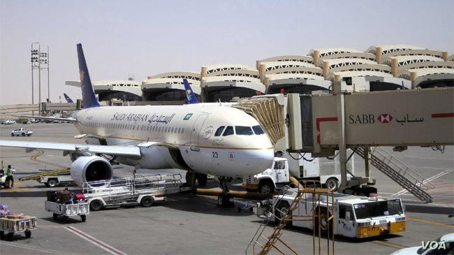 saudi airport closed